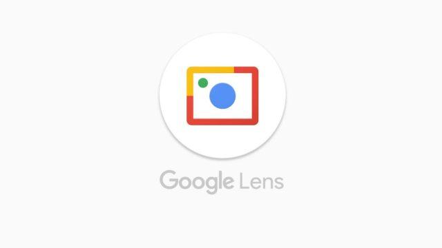 Googleレンズのロゴ