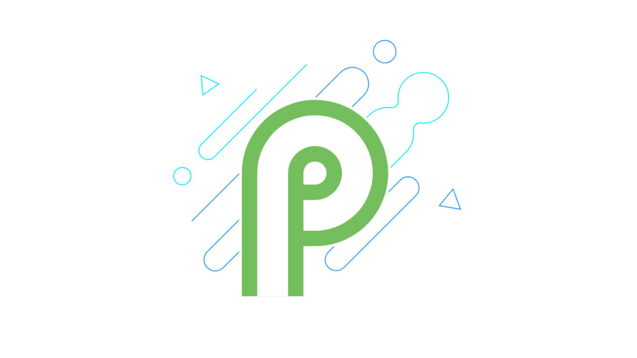 Android Pie 9.0のロゴ