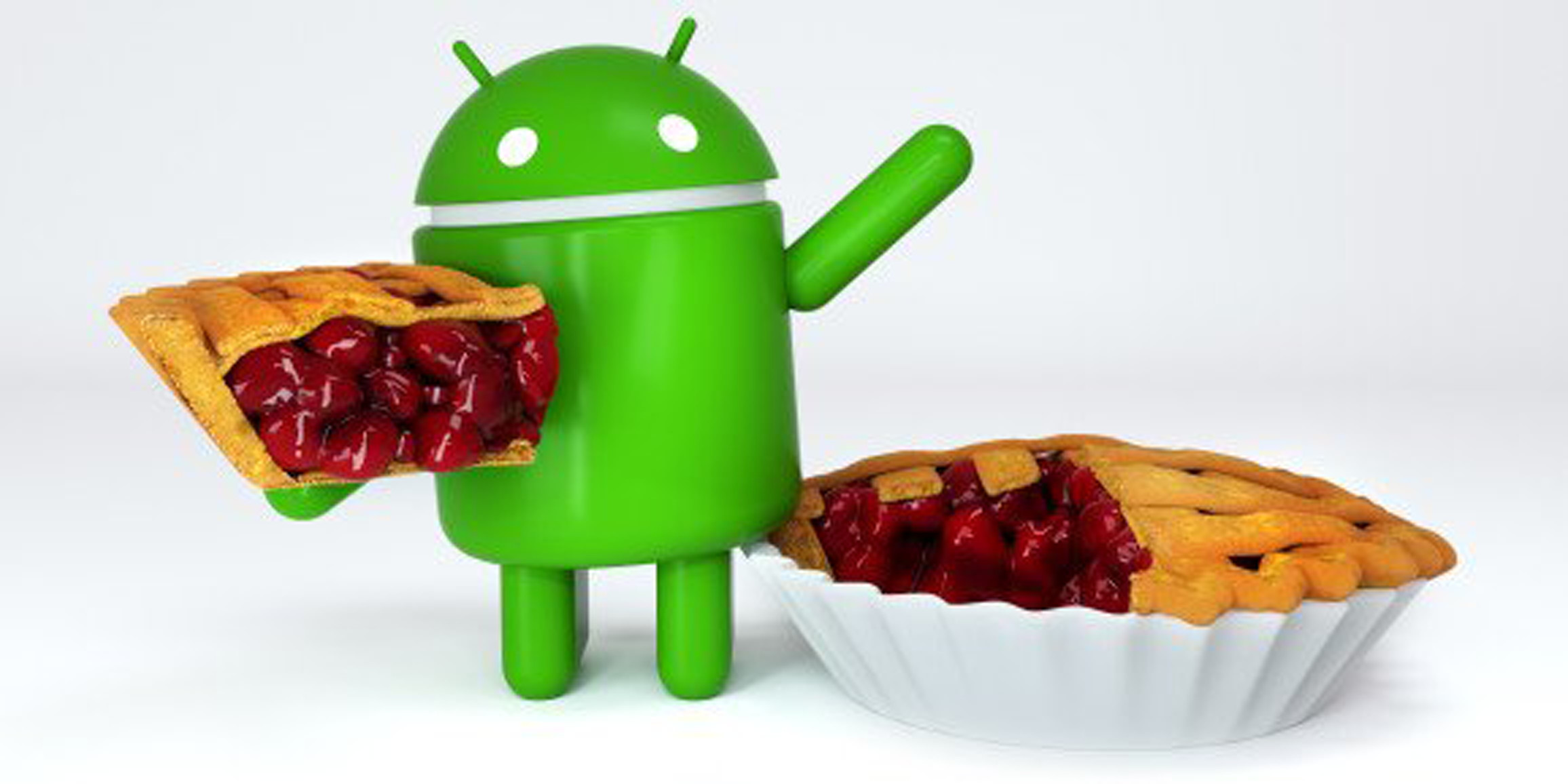 Android 9.0 PのコードネームはPie(パイ)に決定!