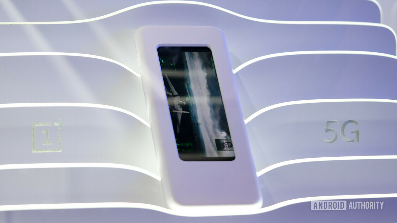 5Gに対応したAndroidスマートフォンoneplus-5g-smartphone