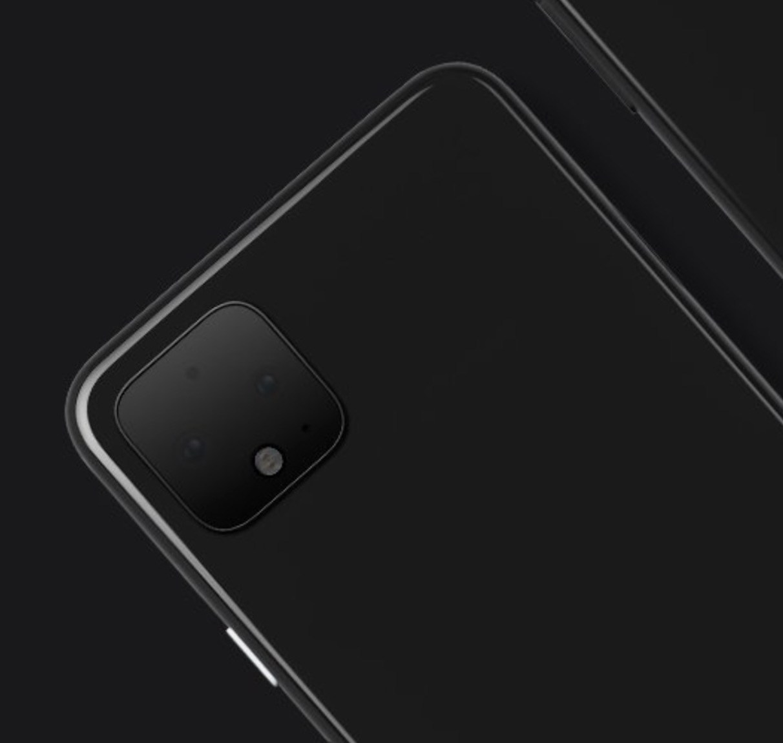 リークされたGoogle Pixel 4の外観