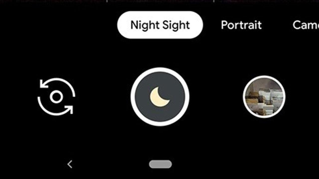 Googleカメラ6.3をダウンロードして素早く夜景モードを起動する方法