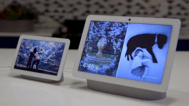 Google Nest Hub Maxの発売日が2019年9月9日に決定!前モデルは値下げ