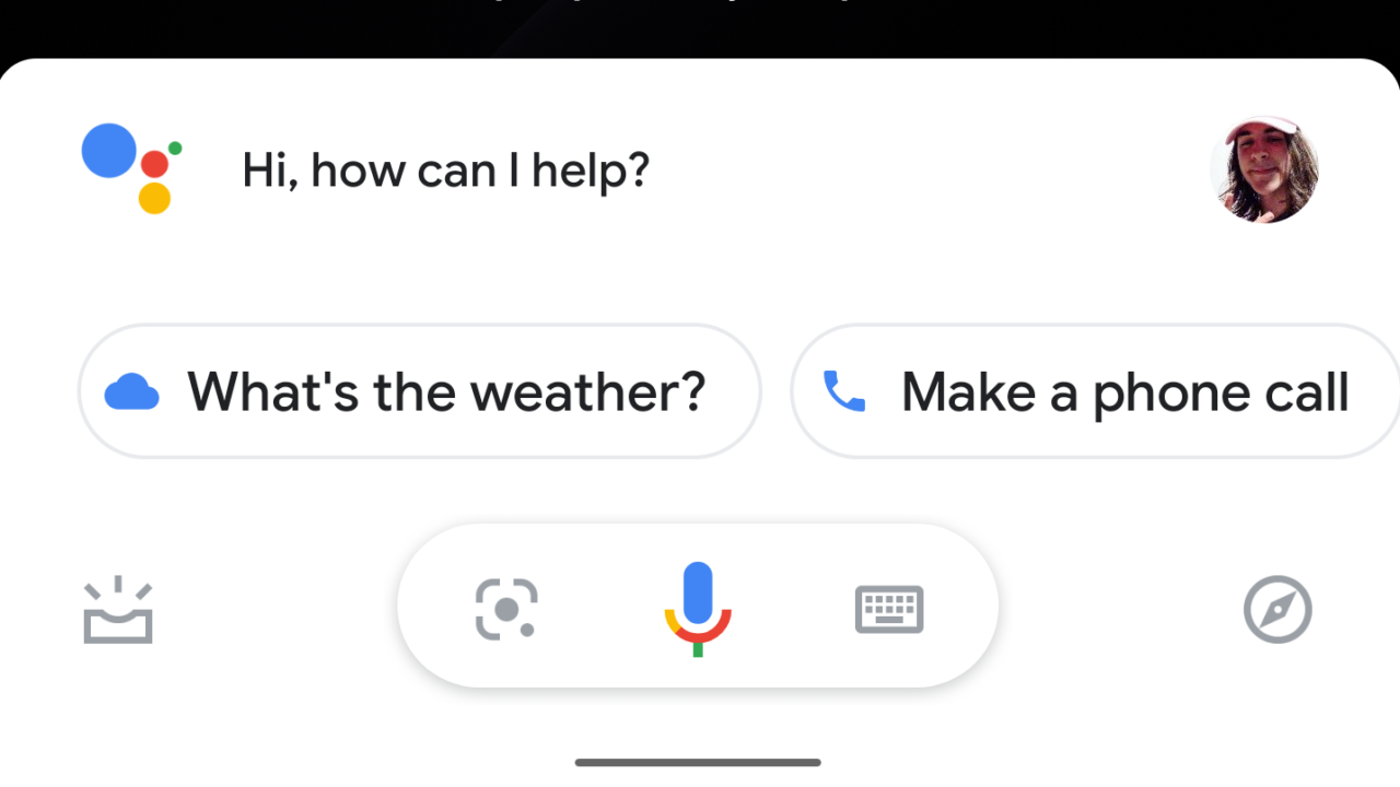 【Googleアシスタント】表示サイズが約半分の大きさになる仕様変更