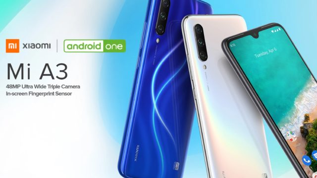 【Xiaomi】 Mi A3とMi A2のスペック・仕様を徹底比較【Android One】