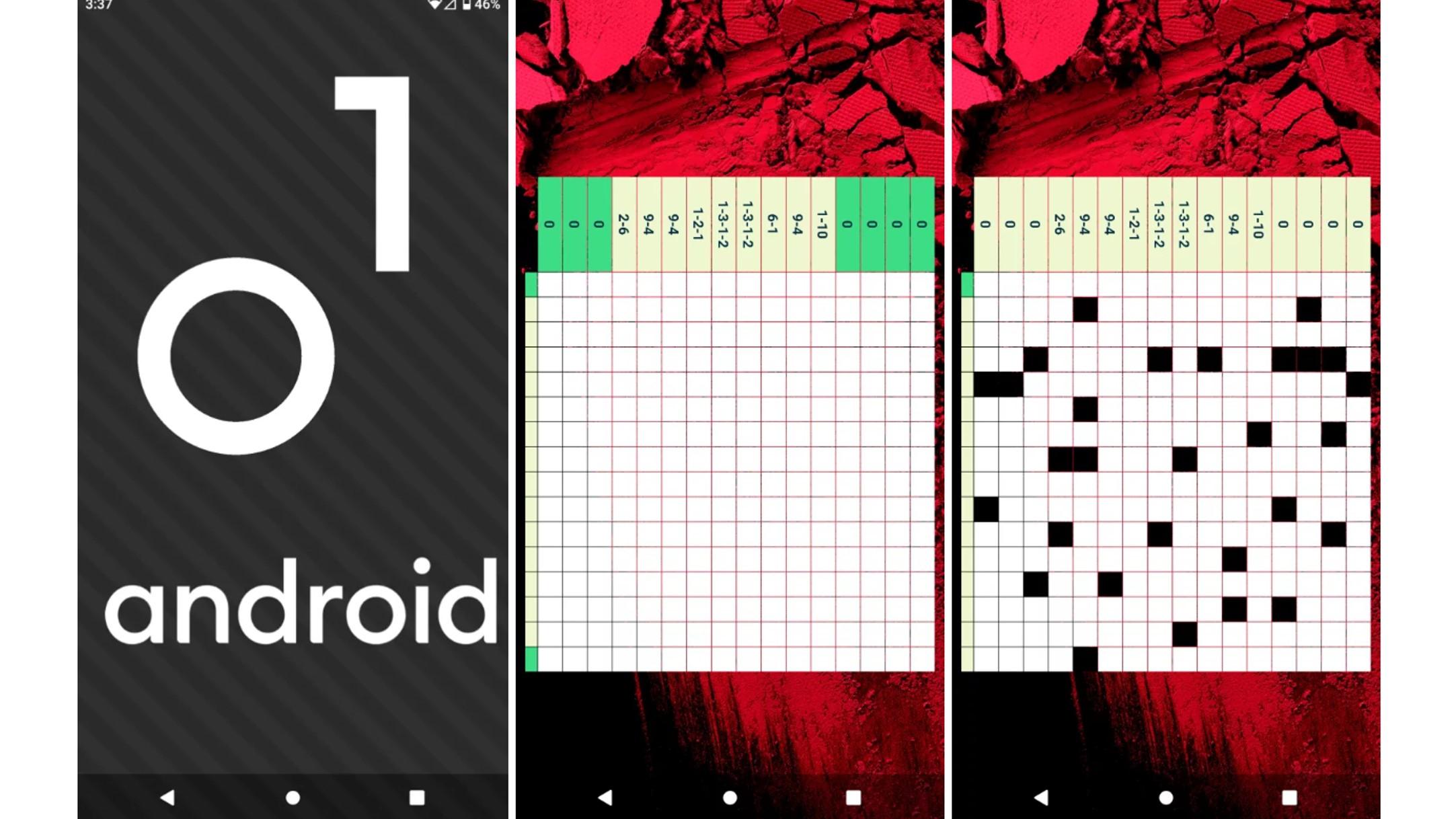 Android Q 10のイースターエッグは動く!