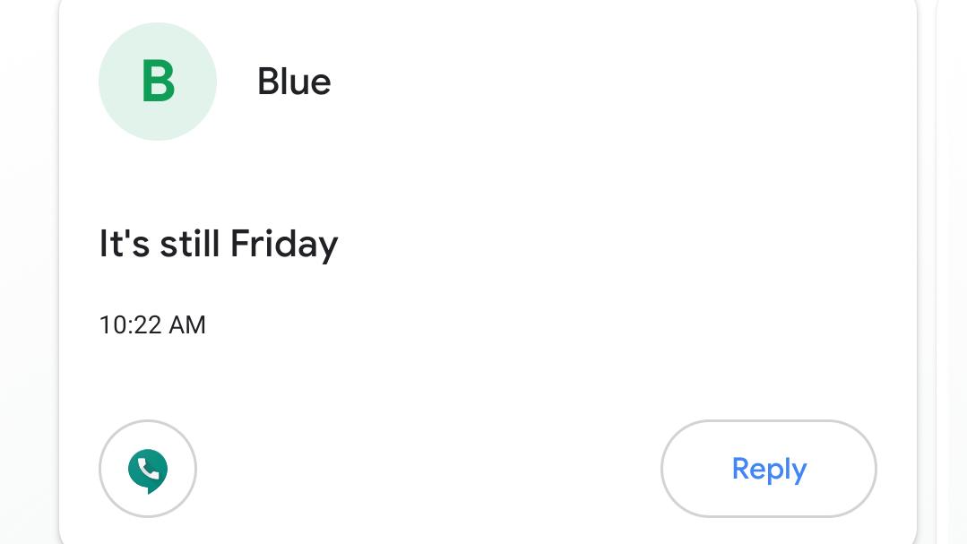 【Googleアシスタント】音声機能がSNSのダイレクトメッセージに対応