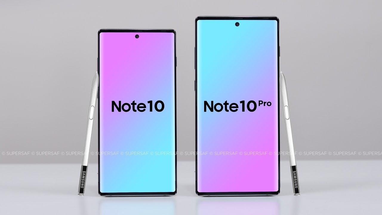 【Galaxy Note 10】画面のスクリーンショットを撮る方法・使い方