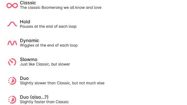 【インスタグラム】Boomerang機能追加、ストーリーズの刷新が明らかに