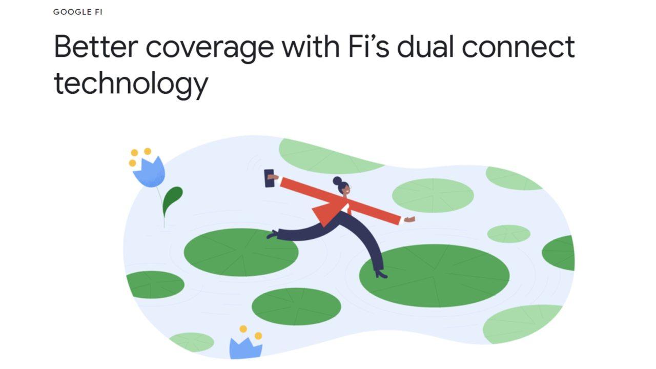 【Pixel 4】次世代版DSDS!?デュアルコネクトテクノロジーに対応|Fiも