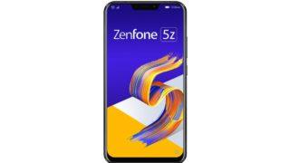 【ASUS】ZenFone 5ZがAndroid 10バージョンアップ対象に!変更点など