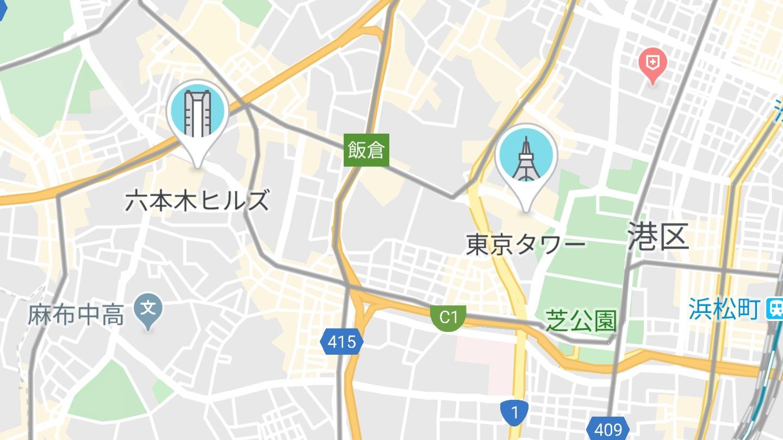 ランドマークを示す大きなアイコンがGoogleマップに追加