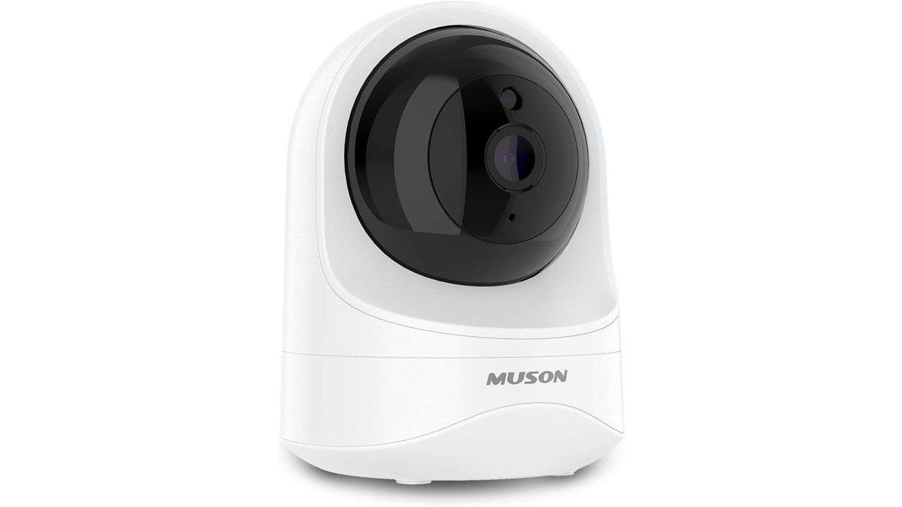 【レビュー】MUSON GEAR1格安ネットワークカメラはコスパ◎【多機能】